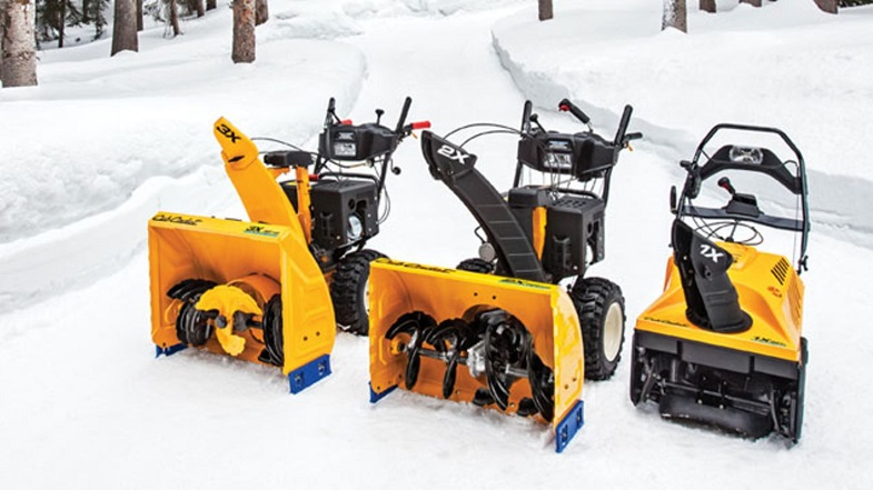 snowblower vs snow thrower